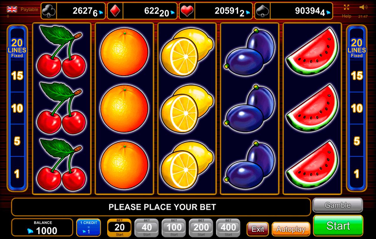 Spiele Crystal Fruits - Video Slots Online