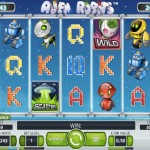 alien robots slot machine gratis