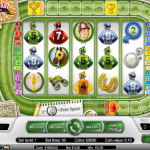 champion of the track slot machine gratis
