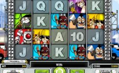 demolition squad slot machine gratis