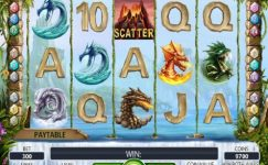 dragon island slot machine gratis