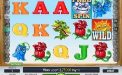 flowers slot machine gratis