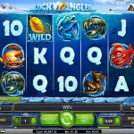 lucky angler slot machine gratis