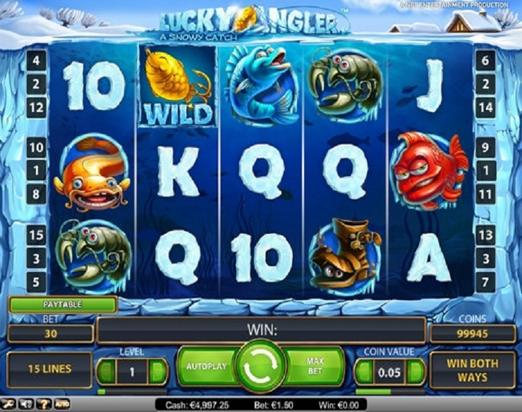 Spiele Lucky Swing - Video Slots Online