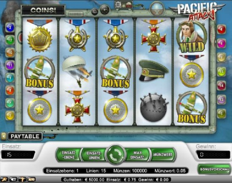 giochi gratis slot machine