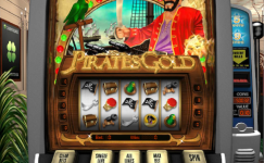 pirates gold slot machine gratis