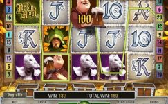 robin hood slot machine gratis