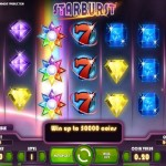 starburst slot machine gratis