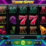 twin spin slot machine gratis