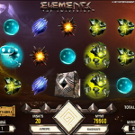 elements slot machine gratis