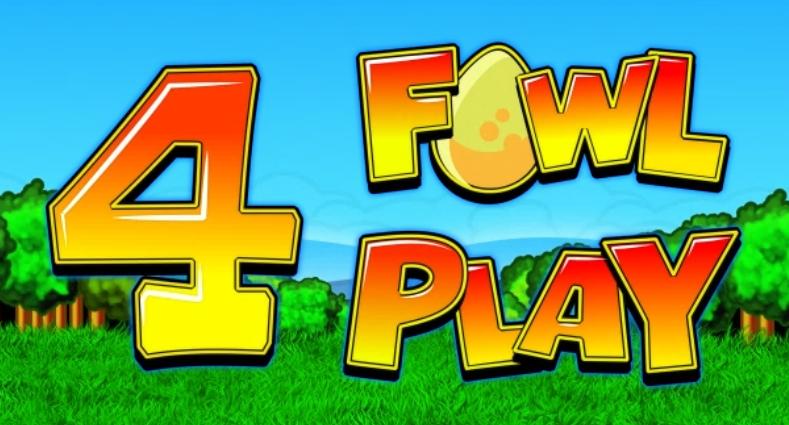 4 Fowl Play Slot Machine Gratis