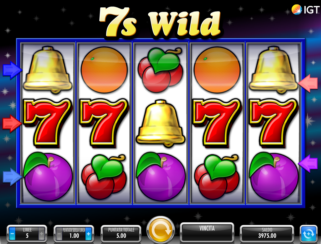 7s slot machine online free