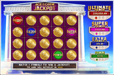 Age Of The Gods God Of Storms Slot Machine Jackpot Progressivo