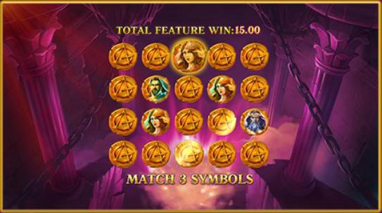 Age of the Gods Slot   Funzione del Bonus
