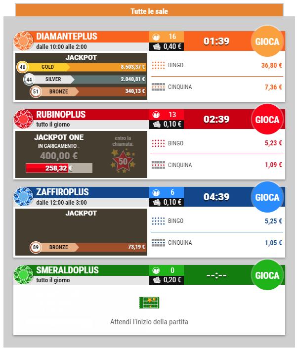 Casino Giochi24 Bingo