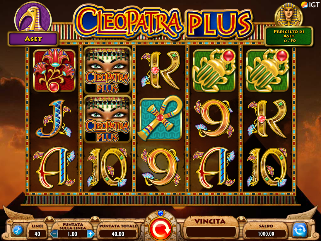 Slot Machine Gratis Del Faraone