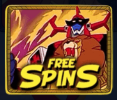 Daltanious Slot Free Spins