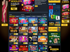 goldbet casino giochi slot