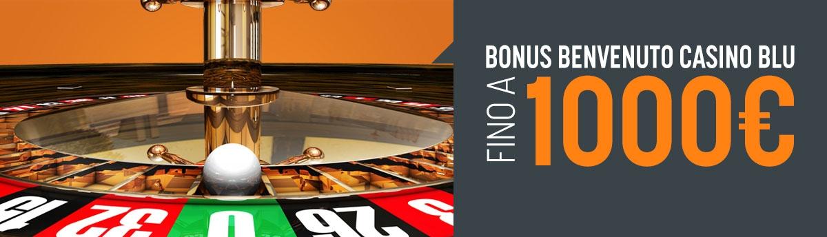 SNAI Casino Bonus di Benvenuto
