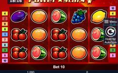 novomatic casino power stars slot