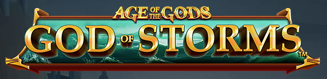 Slot Machine Age of the Gods: God of Storms
