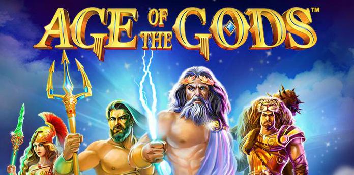 Slot Machine Age of the Gods Gratis