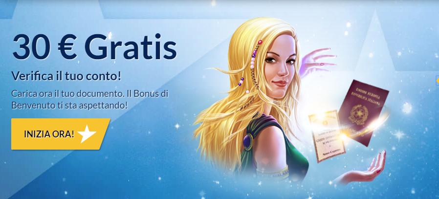 StarVegas Casino Bonus di Benvenuto 2