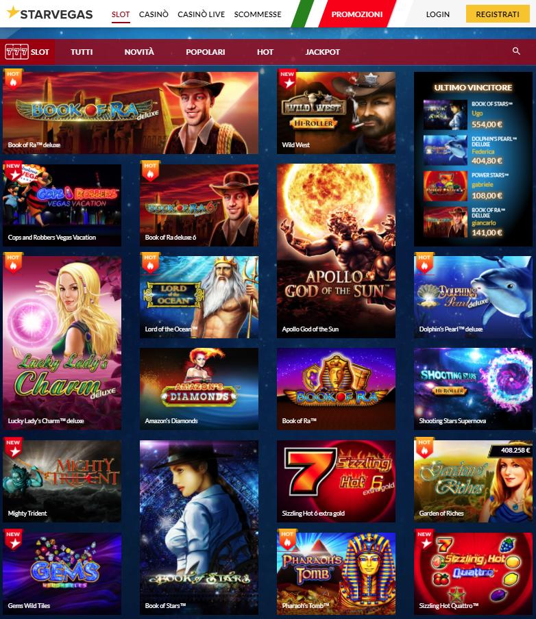StarVegas Casino Giochi Slot pic   2