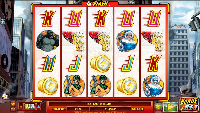 The Flash: Velocity