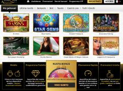 unique casino giochi slot