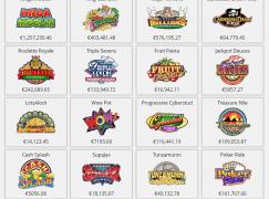 zodiac casino giochi slot