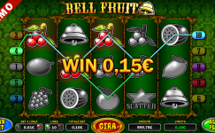giochi della frutta gratis bell fruit