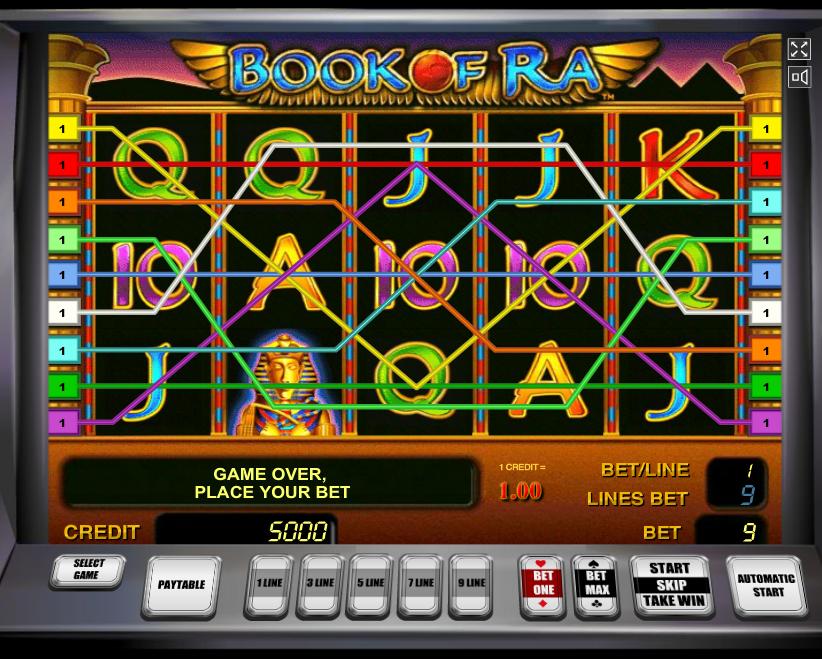 Casino Machine A Sous Book Of Ra