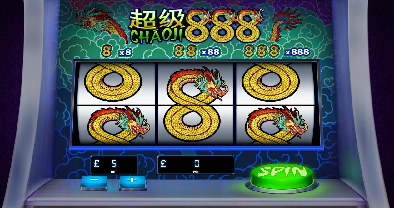888 slots online