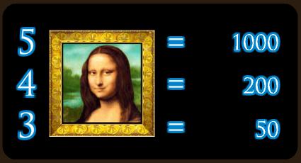 Da Vinci Gratis   simbolo 2