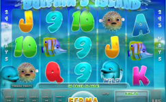 giochi slot machine gratis dolphin's island