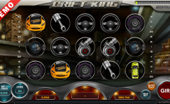 drift king slot gratis senza soldi