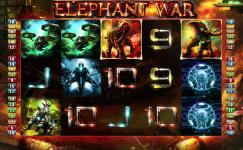 elephant war