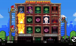 giochi gratis 3d online flame busters