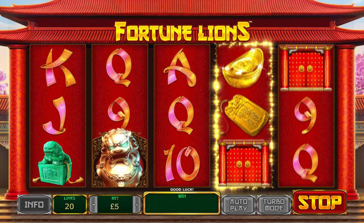 5 fortunes slot machine