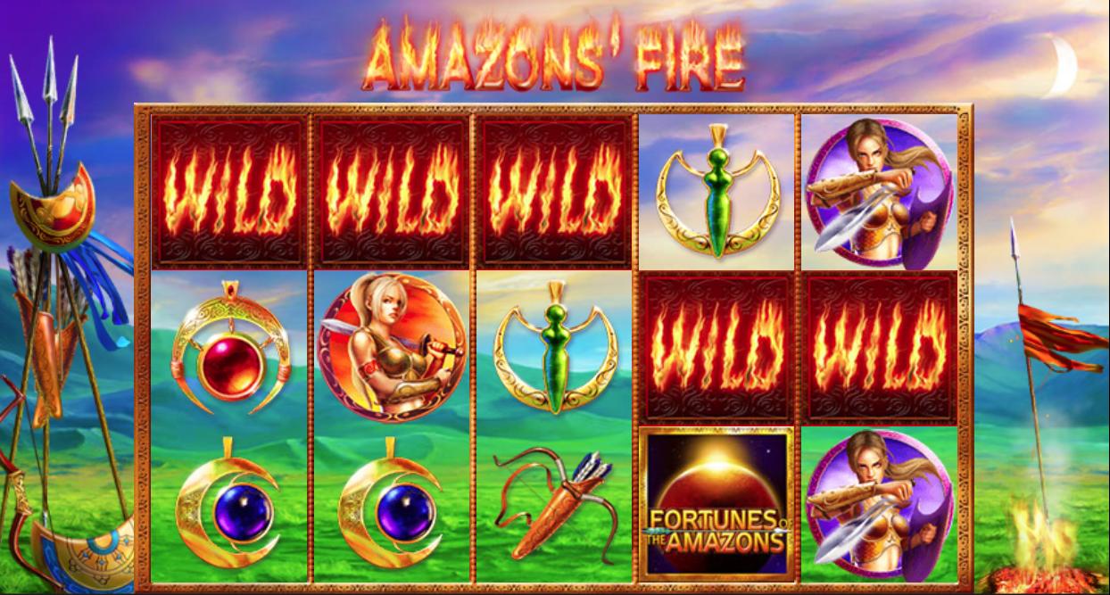 Fortune of Amazon