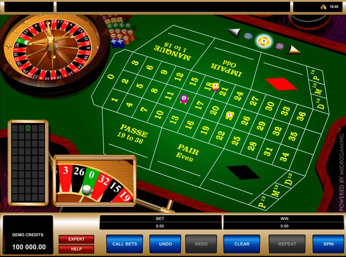 888 casino roulette demo