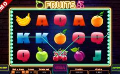 Slot machine frutta