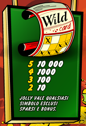 Giochi di Lotto Slot Machine simbolo Jolly
