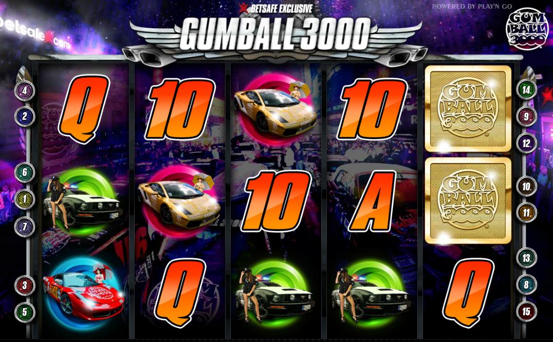 giochi di gamball gratis