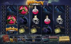 giochi di halloween fortune gratis online