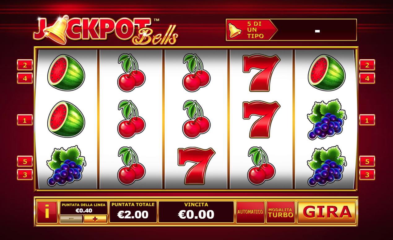 Jackpot Bells