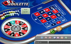 mini roulette online game