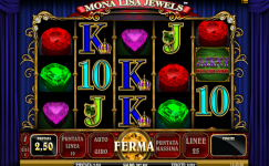 online casino game mona lisa jewels gratis online