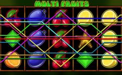 giochi della frutta gratis multi fruits